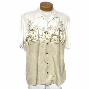 Tommy Bahama Hawaiian Casual Button Down Shirt 🌴